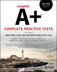 Cover CompTIA A+ Complete Practice Tests