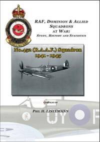 Cover No.452 (RAAF) Squadron 1941 - 1945