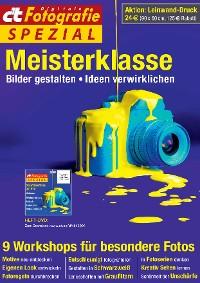 Cover c't Fotografie Spezial: Meisterklasse Edition 2