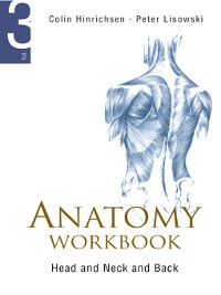 Cover Anatomy Workbook