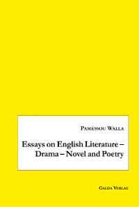 Cover Essays on English Literature – Drama – Novel and Poetry