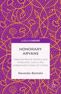 Cover Honorary Aryans