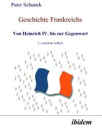 Cover Geschichte Frankreichs