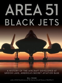 Cover Area 51 - Black Jets