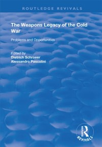 Cover Weapons Legacy of the Cold War