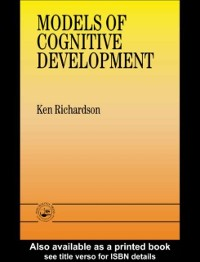 Cover Models Of Cognitive Development