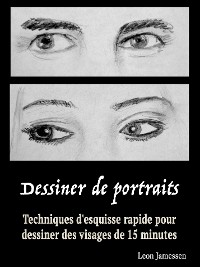 Cover Dessiner des portraits
