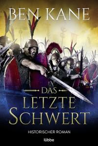Cover Das letzte Schwert