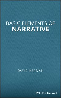 Cover Basic Elements of Narrative