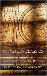 Cover Why Study Classics?