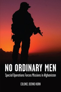 Cover No Ordinary Men
