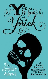 Cover Y is for Yorick