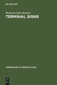 Cover Terminal Signs
