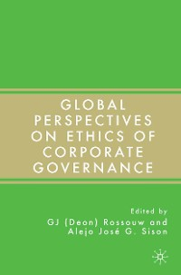 Cover Global Perspectives on Ethics of Corporate Governance