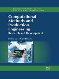 Cover Computational Methods and Production Engineering