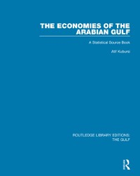 Cover Economies of the Arabian Gulf