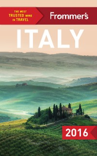Cover Frommer's Italy 2016