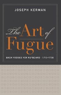 Cover The Art of Fugue