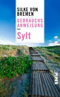 Cover Gebrauchsanweisung für Sylt