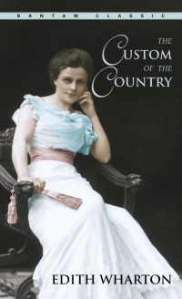 Cover Custom of the Country