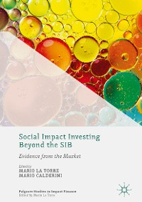 Cover Social Impact Investing Beyond the SIB