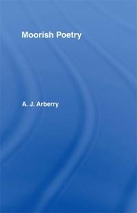 Cover Moorish Poetry