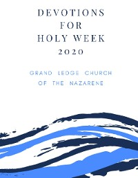 Cover Devotions for Holy Week 2020
