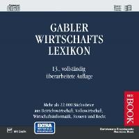 Cover Gabler Wirtschafts-Lexikon