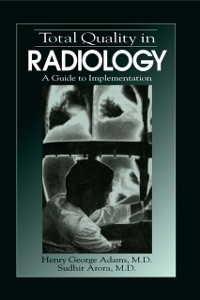Cover Total Quality in Radiology