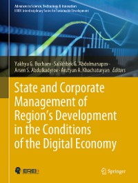 Cover State and Corporate Management of Region's Development in the Conditions of the Digital Economy