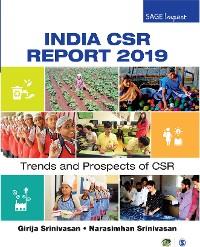 Cover India CSR Report 2019