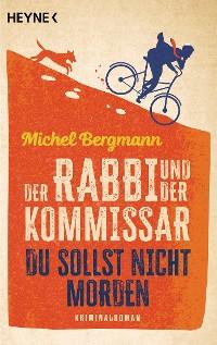 Cover Der Rabbi und der Kommissar: Du sollst nicht morden
