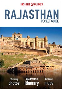 Cover Insight Guides Pocket Rajasthan (Travel Guide eBook)