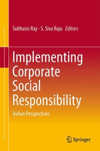 Cover Implementing Corporate Social Responsibility