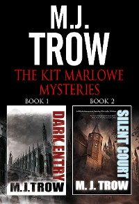 Cover The Kit Marlowe Mysteries Omnibus