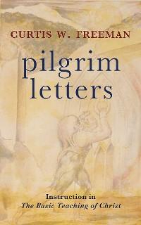 Cover Pilgrim Letters