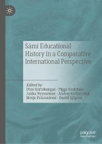 Cover Sámi Educational History in a Comparative International Perspective