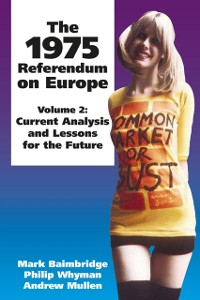 Cover 1975 Referendum on Europe - Volume 2