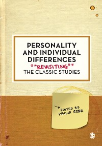 Cover Personality and Individual Differences