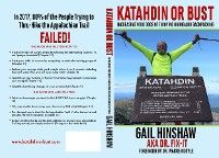 Cover Katahdin or Bust