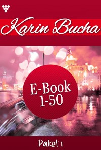Cover Karin Bucha Paket 1 – Liebesroman