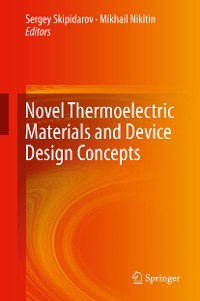 Cover Novel Thermoelectric Materials and Device Design Concepts