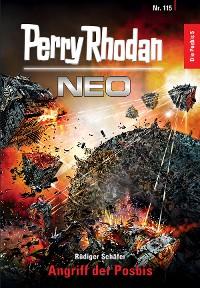 Cover Perry Rhodan Neo 115: Angriff der Posbis
