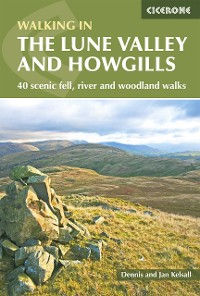 Cover The Lune Valley and Howgills