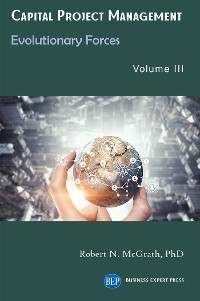 Cover Capital Project Management, Volume III