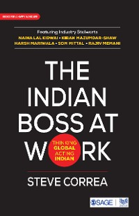 Cover The Indian Boss at Work