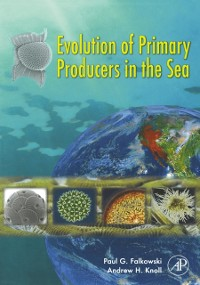Cover Evolution of Primary Producers in the Sea