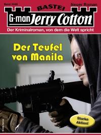 Cover Jerry Cotton 3328 - Krimi-Serie