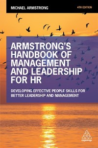 Cover Armstrong's Handbook of Management and Leadership for HR