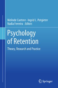 Cover Psychology of Retention